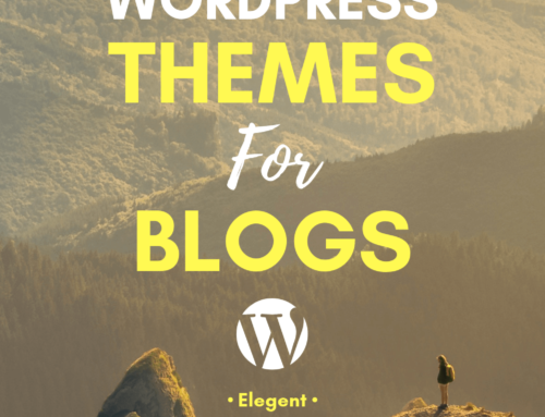 7 Best WordPress Themes for Blogs (2021)
