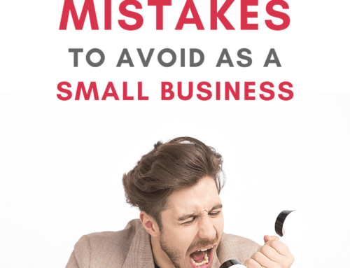 7 Sales Mistakes to Avoid as a Small Business