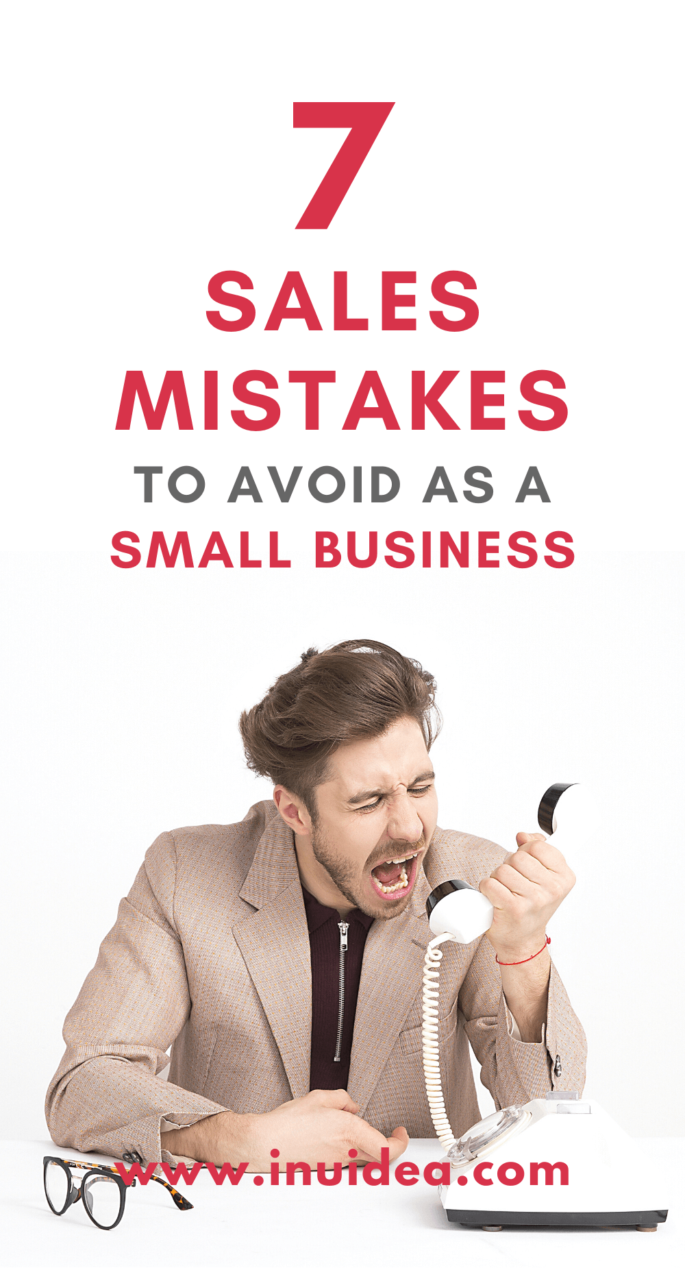 Sales Mistakes to Avoid as a Small Business