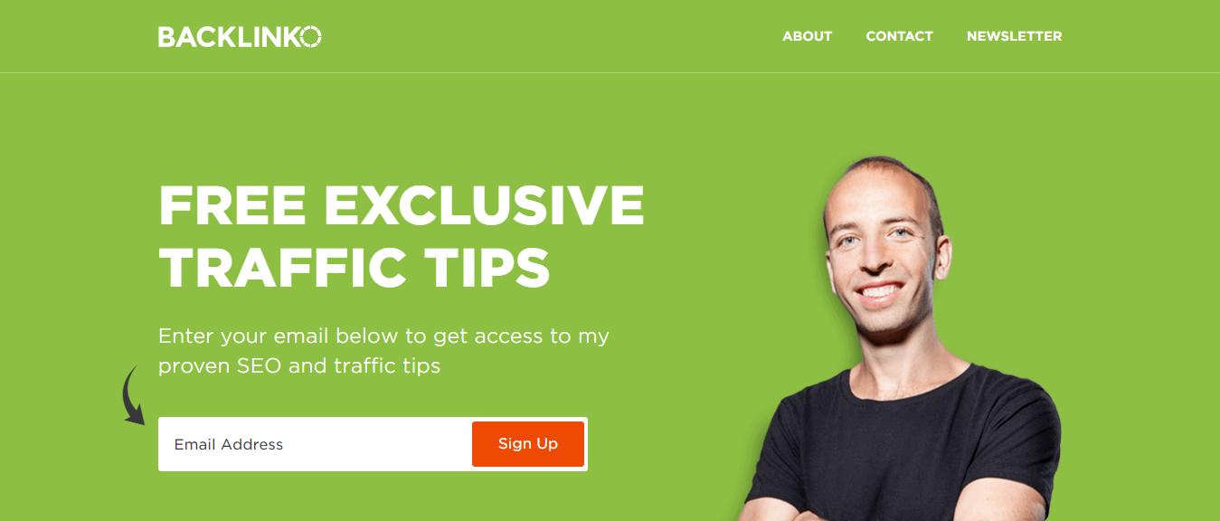 Brian Dean's Backlinko - Learn SEO, Content Marketing and Copywriting