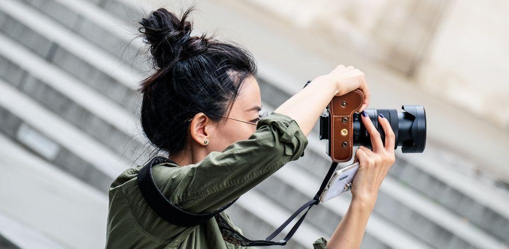 Freelance Photographer - Online Business Ideas
