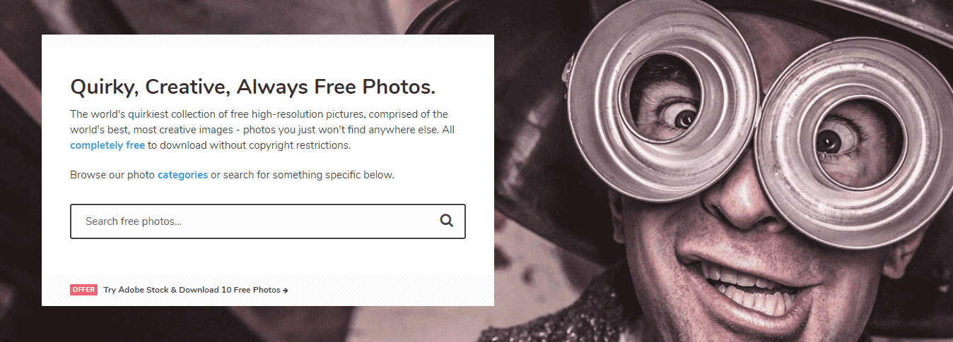 Gratisography - Free High-Resolution Photos