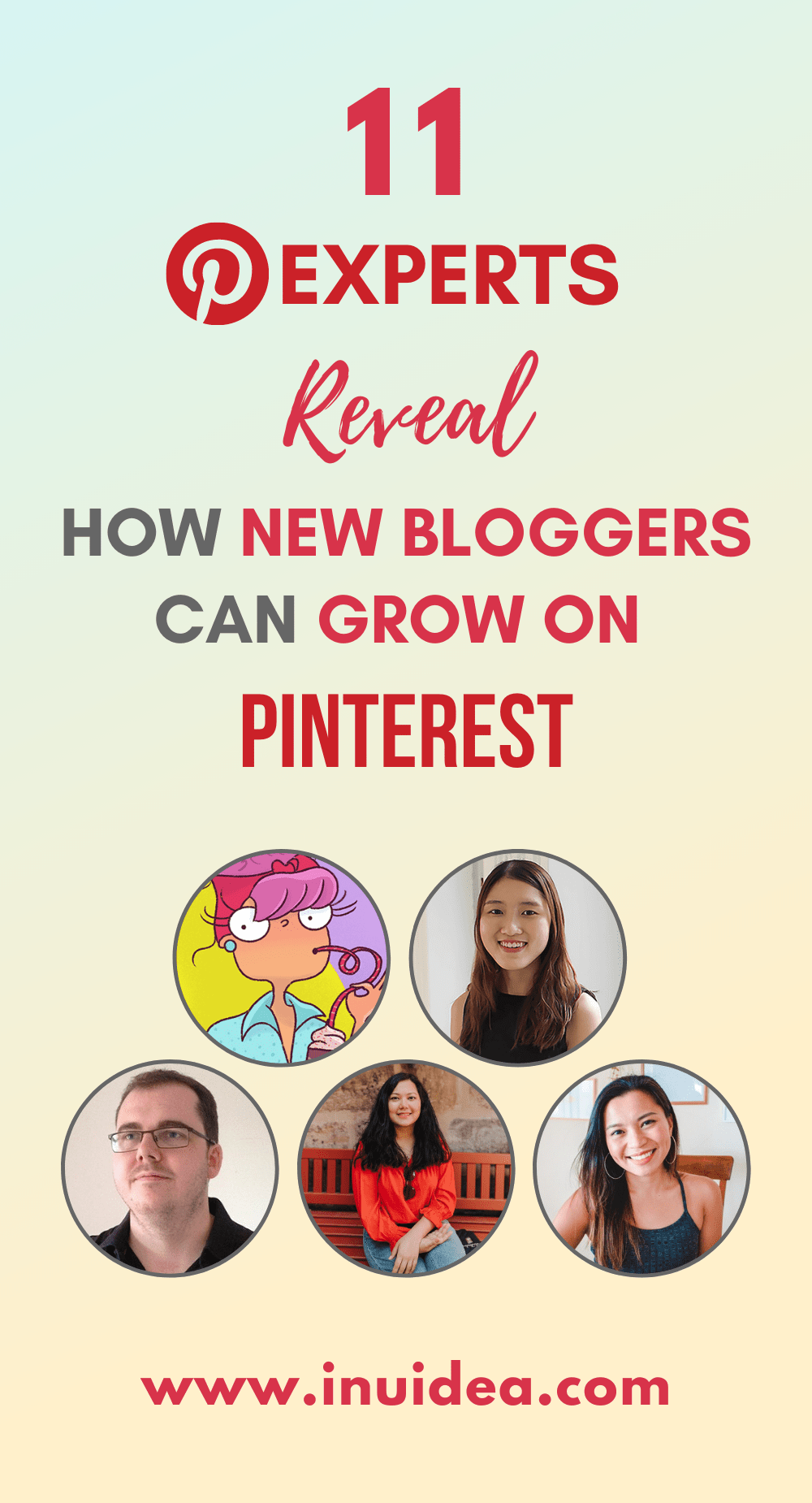 Grow on Pinterest