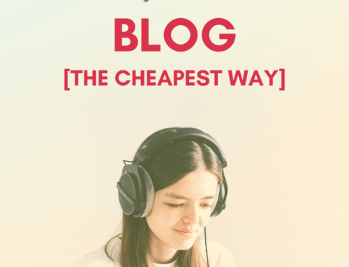 How Much Does It Cost to Start a Money Making Blog in 2021 (The Cheapest Way)