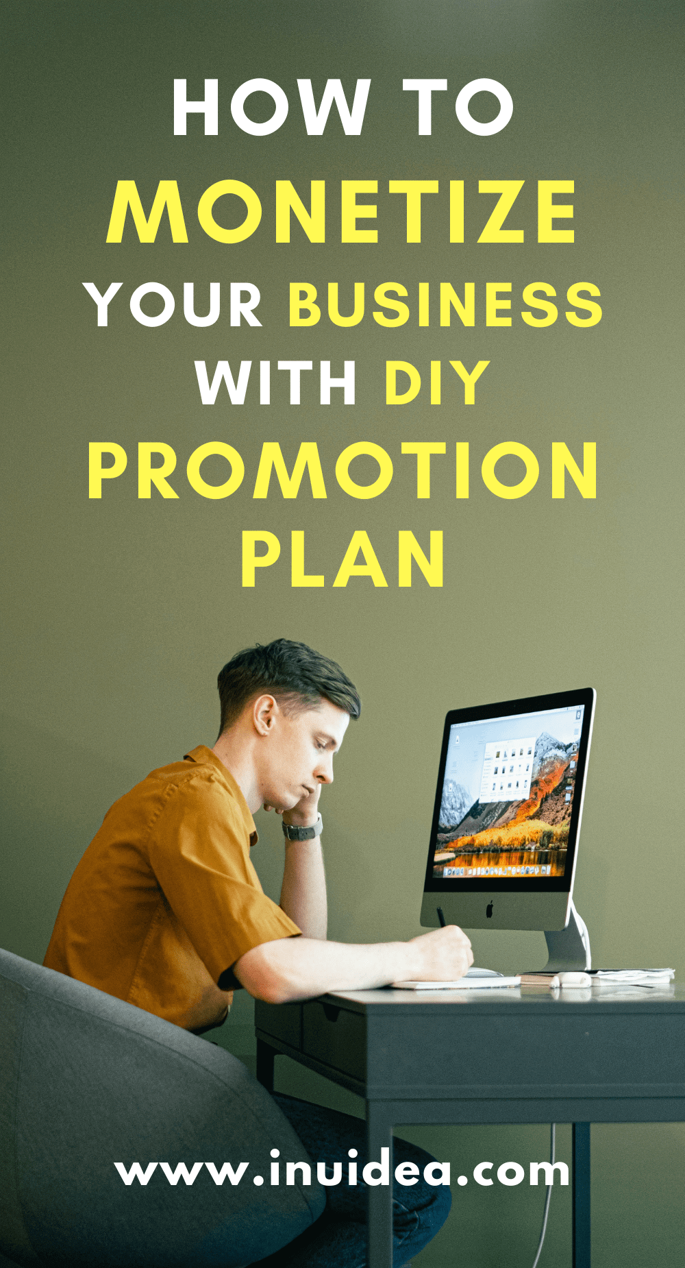 How to Monetize Your Business With Do It Yourself Promotion Plan