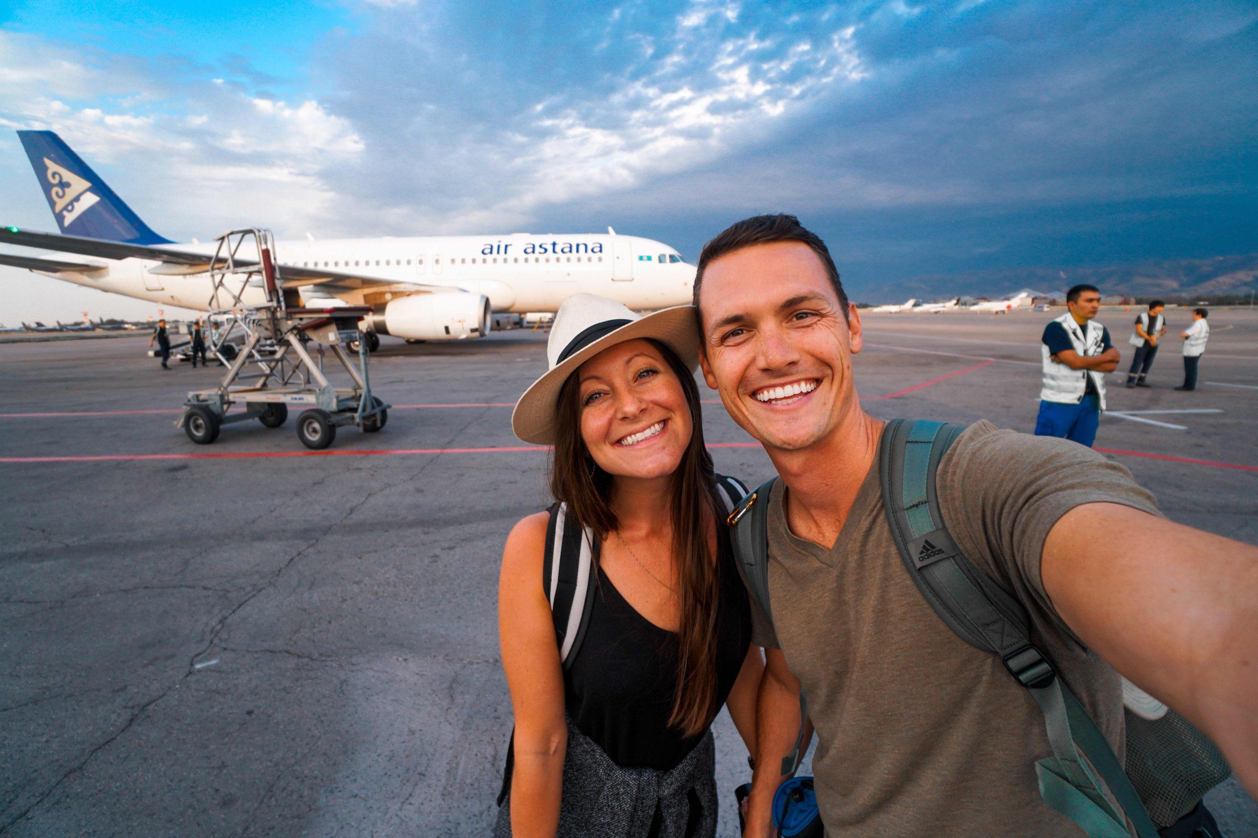Kara and Nate Travelogues