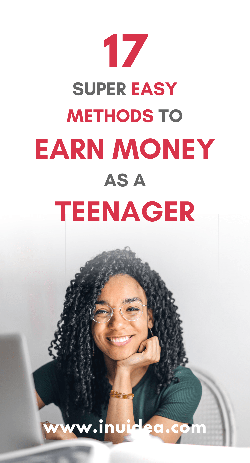 Methods To Earn Money As A Teenager