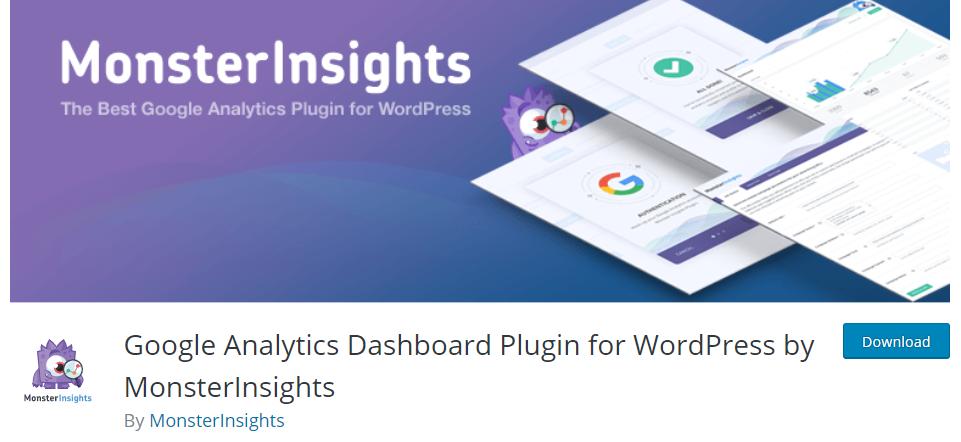 MonsterInsights - Google Analytics Plugin for WordPress