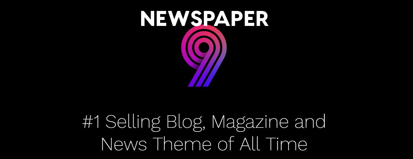 Newspaper best WordPress Themes for Blogs