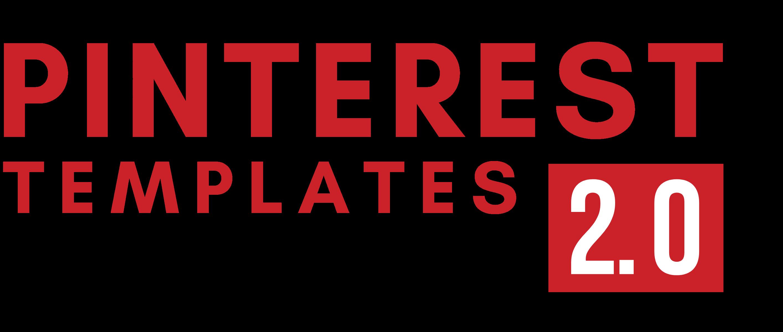 Pinterest Templates 2.0