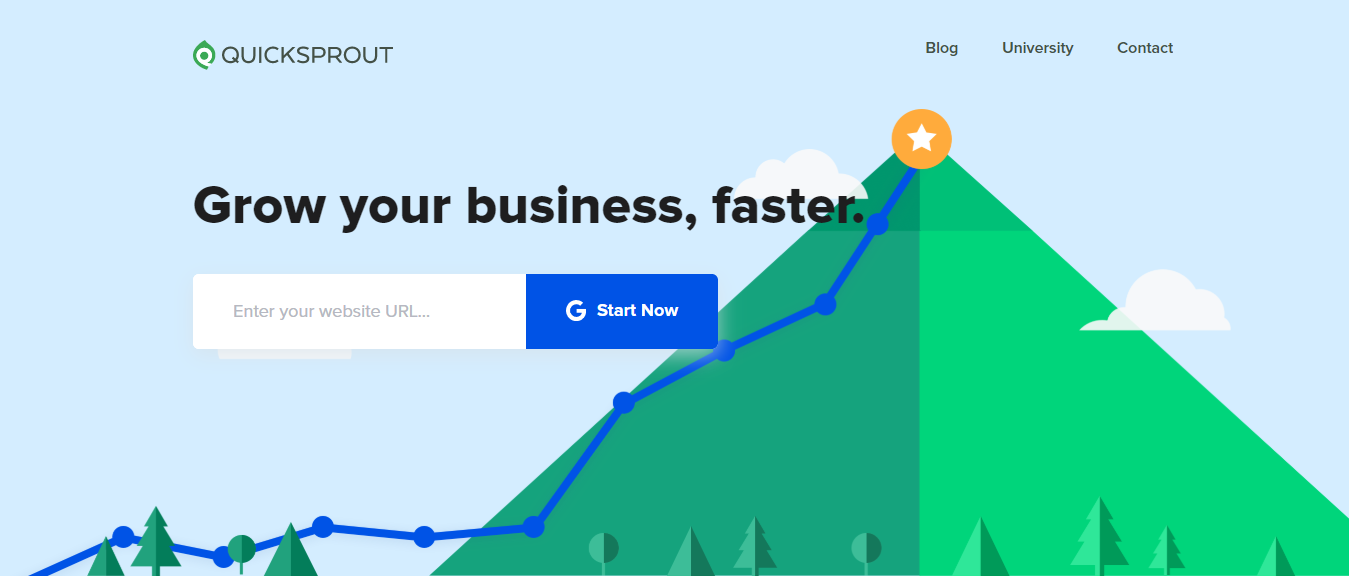 Quick Sprout - Learn SEO, Marketing and Copywriting