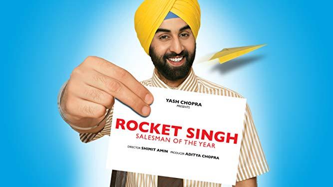 Rocket Singh - Salesman of the Year - Inspiring Movies for Aspiring Entrepreneurs