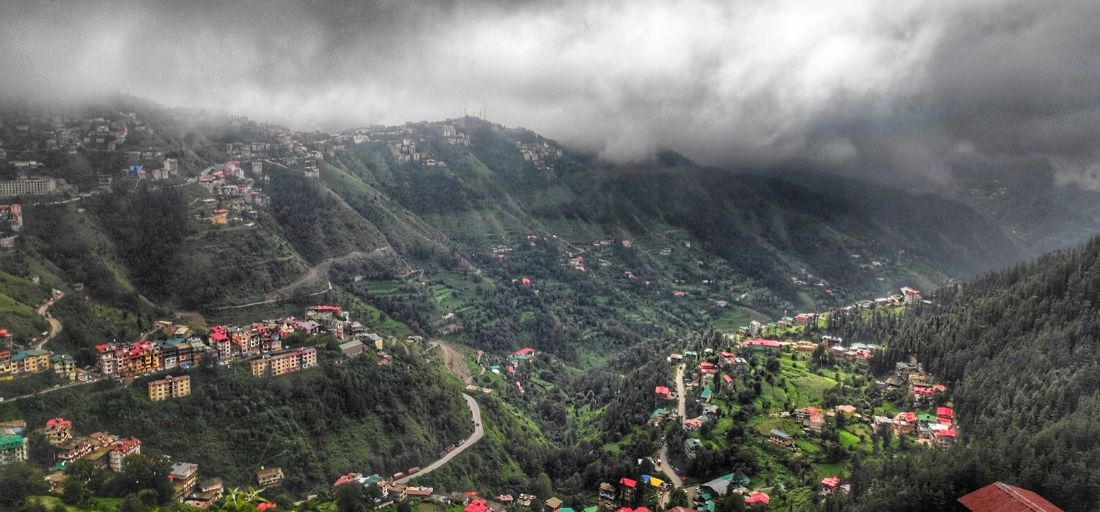 Shimla, Himachal Pradesh – One of the most famous hill stations in India – The Queen of Hills