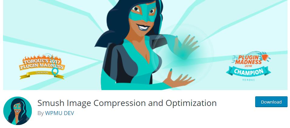 Smush Image Compression and Optimization - Best free WordPress image optimizer plugin