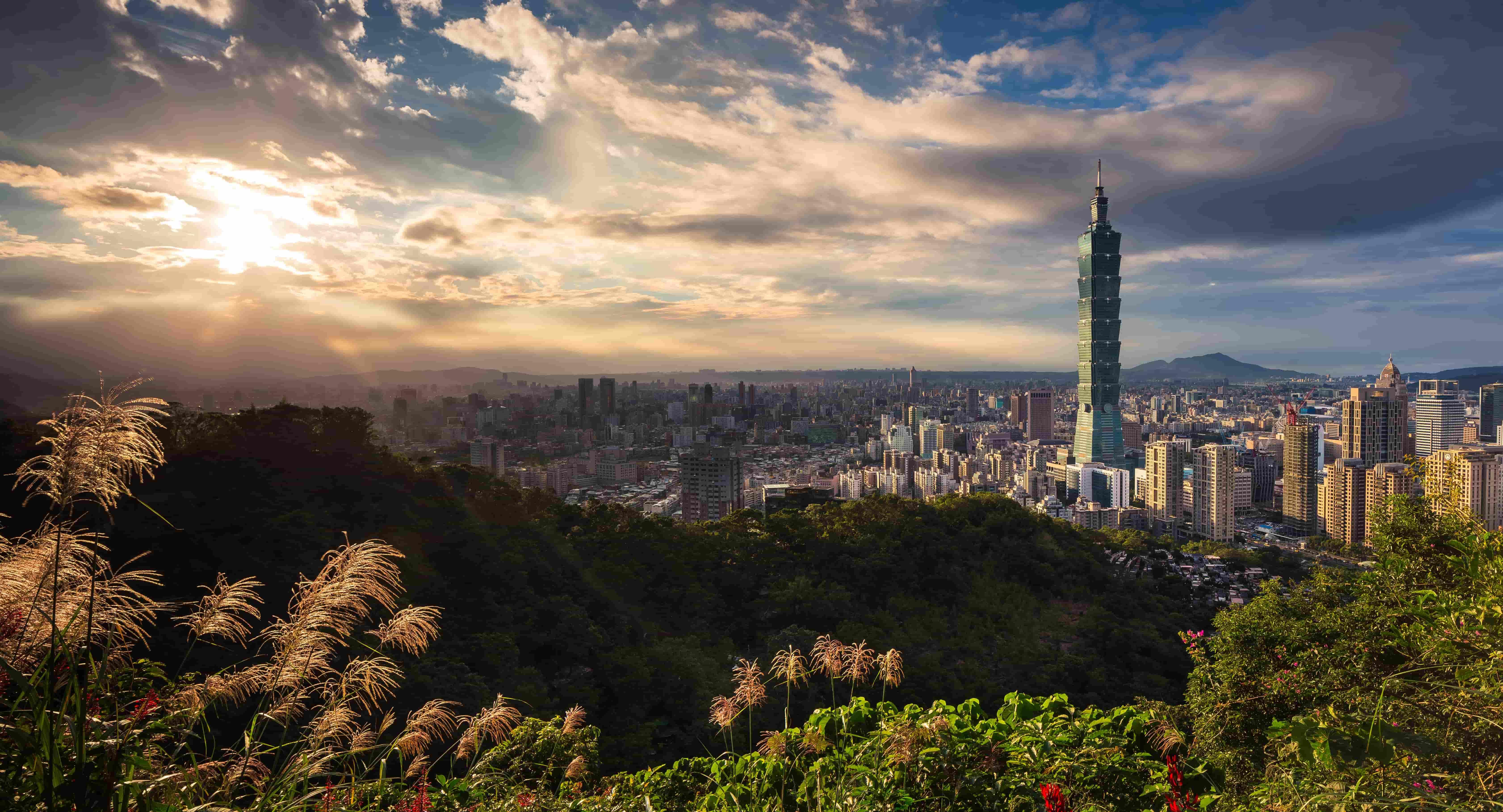 Taipei, Taiwan-Best Destination for Digital nomads
