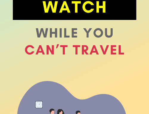 The Best Travel Shows to Watch While You Can't Travel