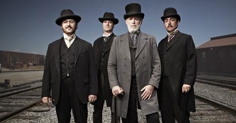 The Men Who Built America - Inspiring Movies for Aspiring Entrepreneurs