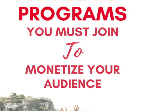 Top 29 Affiliate Programs You Must Join to Monetize Your Audience in 2020