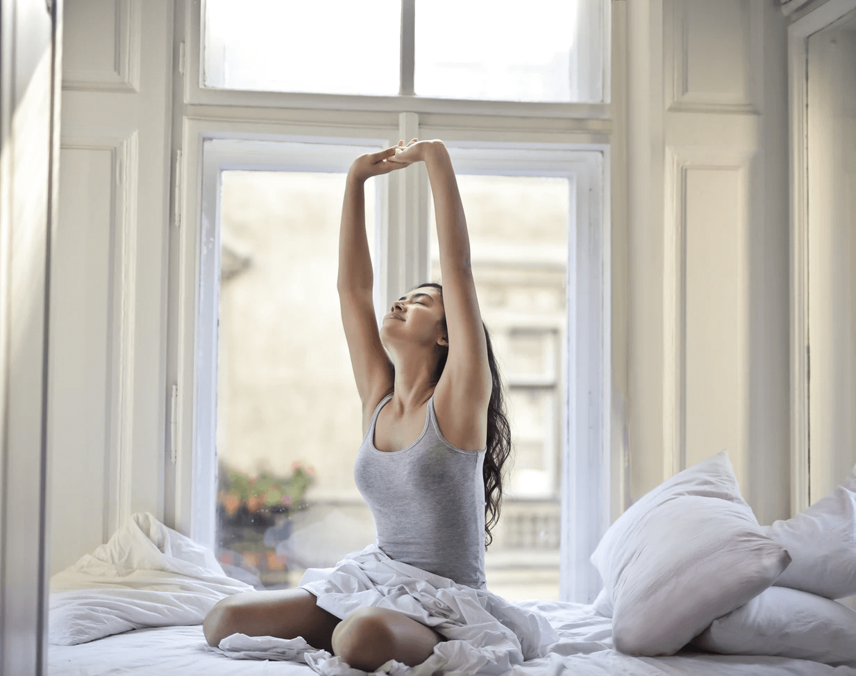 Try Morning Exercise