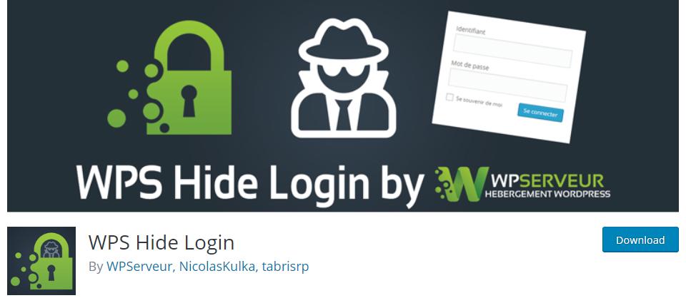 WPS Hide Login - Best plugin to hide WordPress site login page