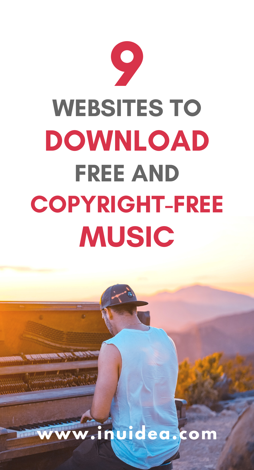 Websites to Download Free and Copyright-Free Music for YouTube Videos