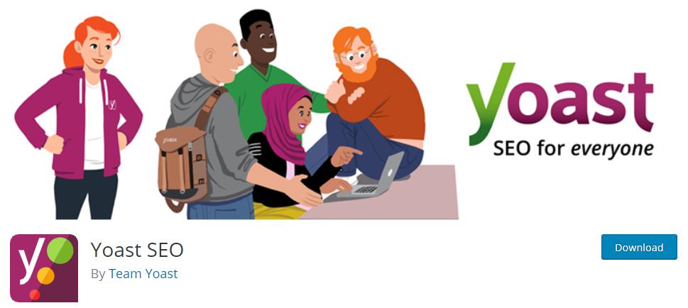 Yoast SEO - Free WordPress plugin for SEO