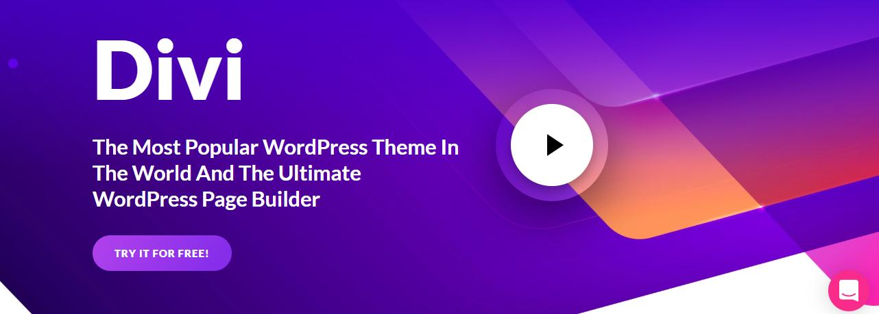 divi WordPress Themes for Blogs