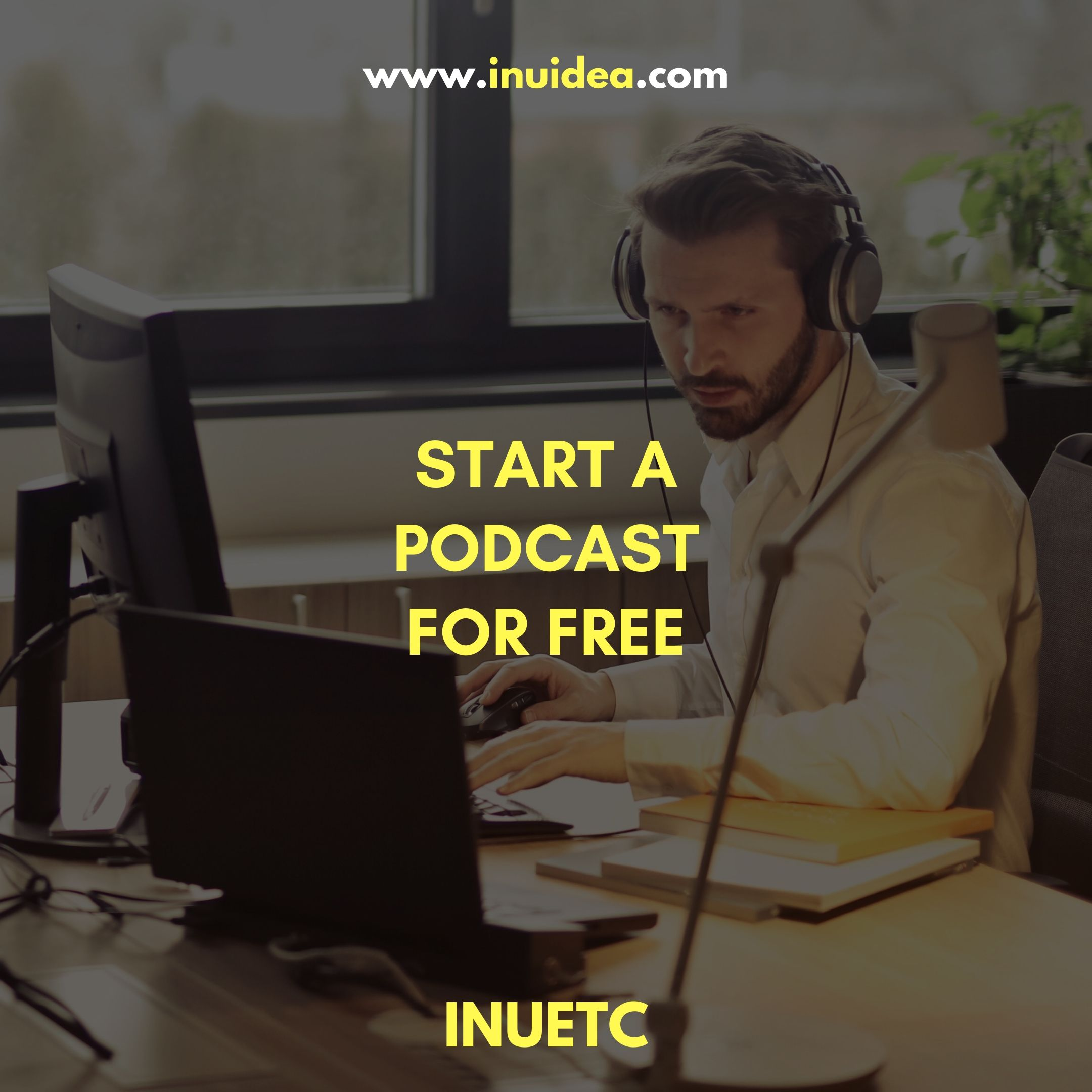 start a podcast for free